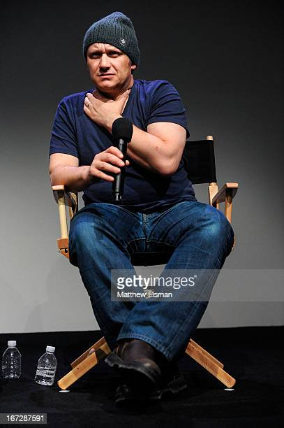 Director Lenny Abrahamson attends Meet the Filmmaker 'What Richard Did' during the 2013 Tribeca Film Festival at the Apple Store Soho on April 23...