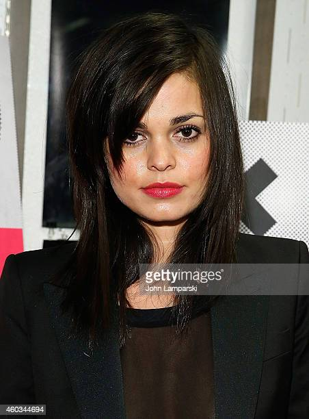 Director Lina Esco attends 'Free The Nipple' New York Premiere at IFC Center on December 11 2014 in New York City