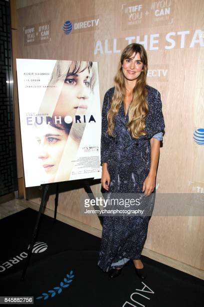 Director Lisa Langseth attends the 'Euphoria' After Party held at Momofuku Daisho during the 2017 Toronto International Film Festiva on September 11...
