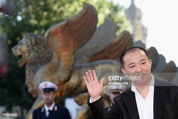 Director Liu Jie attends the Closing Ceremony of the 63rd Venice Film Festival on September 9 2006 in Venice Italy