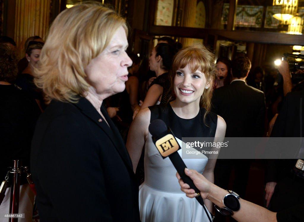 """Miss Julie"" Premiere - Red Carpet - 2014 Toronto International Film Festival"