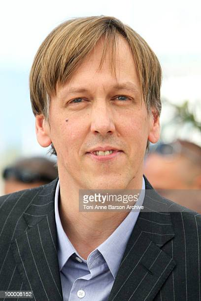 Director Lodge Kerrigan attends the 'Rebecca H ' Photo Call held at the Palais des Festivals during the 63rd Annual International Cannes Film...
