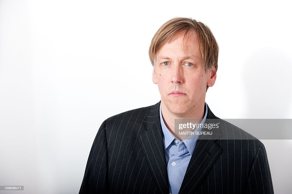 US director Lodge Kerrigan poses during the 63rd Cannes Film Festival on May 20, 2010 in Cannes.