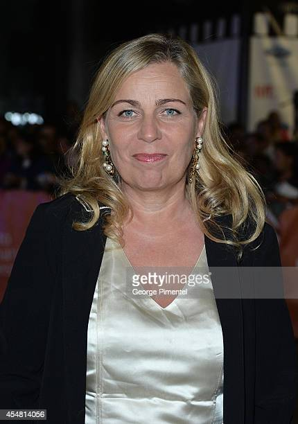 Director Lone Scherfig attends The Riot Club premiere during the 2014 Toronto International Film Festival at Roy Thomson Hall on September 6 2014 in...