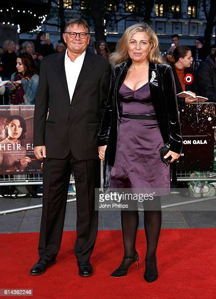 Director Lone Scherfig attends 'Their Finest' Mayor's Centrepiece Gala screening during the 60th BFI London Film Festival at Odeon Leicester Square...
