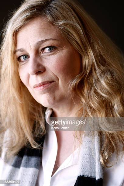 Director Lone Scherfig poses for a portrait during the 2009 Sundance Film Festival held at the Film Lounge Media Center on January 19 2009 in Park...