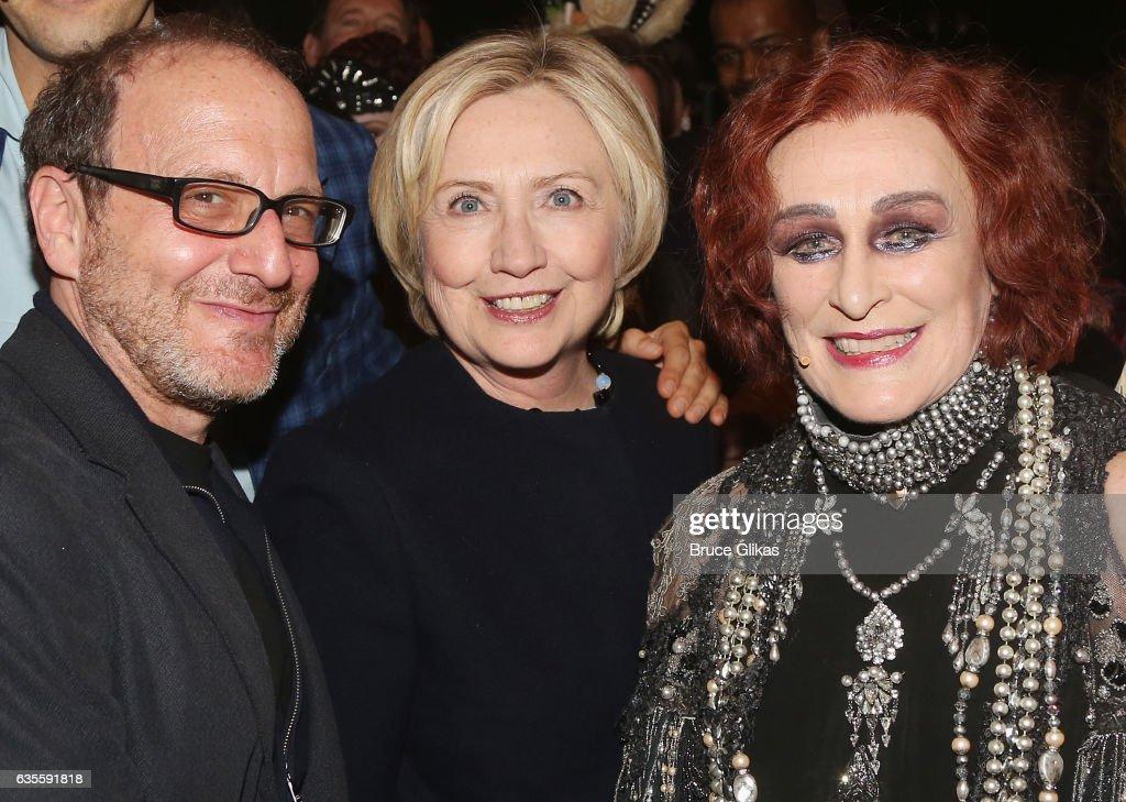 Celebrities Visit Broadway - February 15, 2017 : News Photo