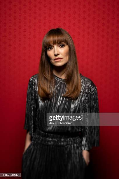 Director Lorene Scafaria from 'Hustlers' is photographed for Los Angeles Times on September 8 2019 at the Toronto International Film Festival in...