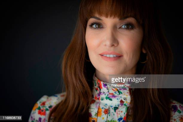 Director Lorene Scafaria is photographed for Los Angeles Times on August 24 2019 in Beverly Hills California PUBLISHED IMAGE CREDIT MUST READ...