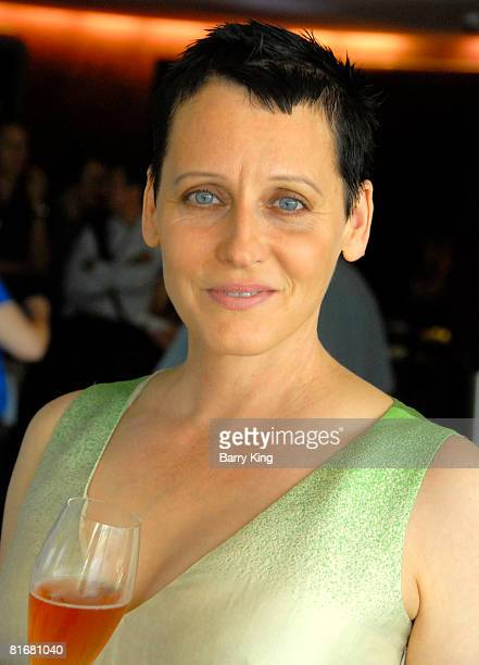 Director Lori Petty at the 2008 Los Angeles Film Festival Screening of The Poker House held at the Landmark theater on June 23 2008 in Los Angeles...
