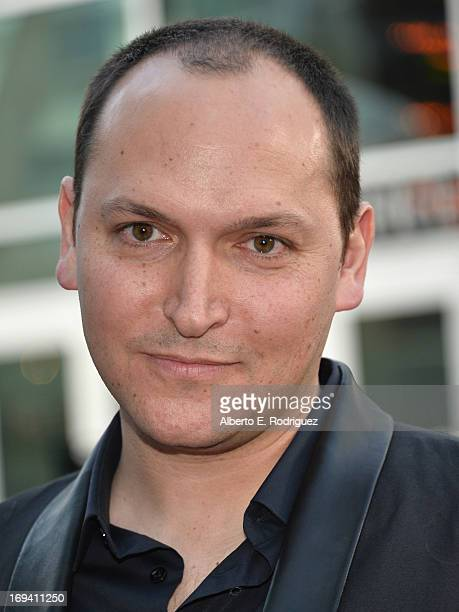 Director Louis Letterier attends a special screening of Summit Entertainment's Now You See Me at the ArcLight Theaters Hollywood on May 23 2013 in...