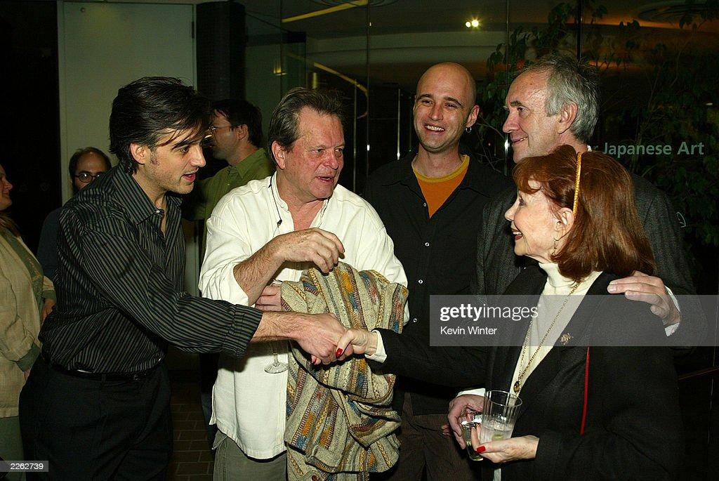 Lost in La Mancha Premiere : News Photo