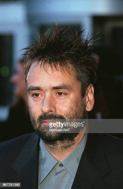 Director Luc Besson