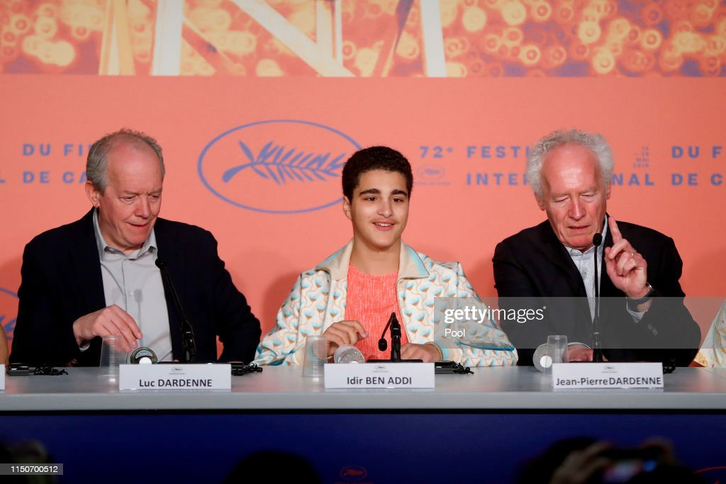 "FRA: ""Young Ahmed (Le Yeune Ahmed)"" Press Conference - The 72nd Annual Cannes Film Festival"