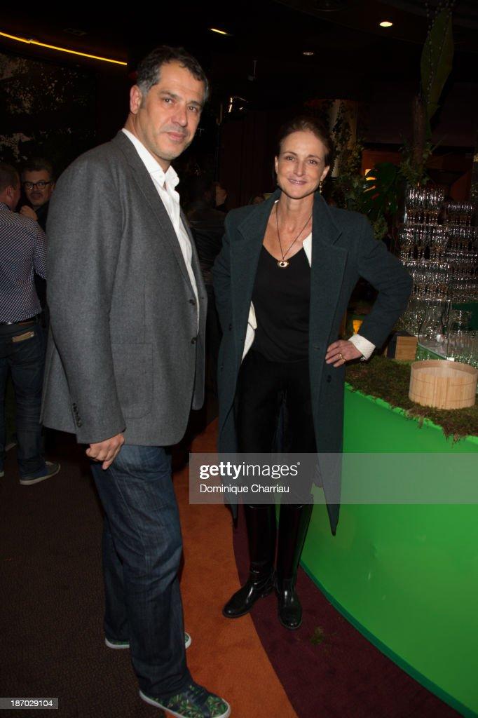 'Il Etait Une Foret' Paris Premiere At Cinema Gaumont Marignan