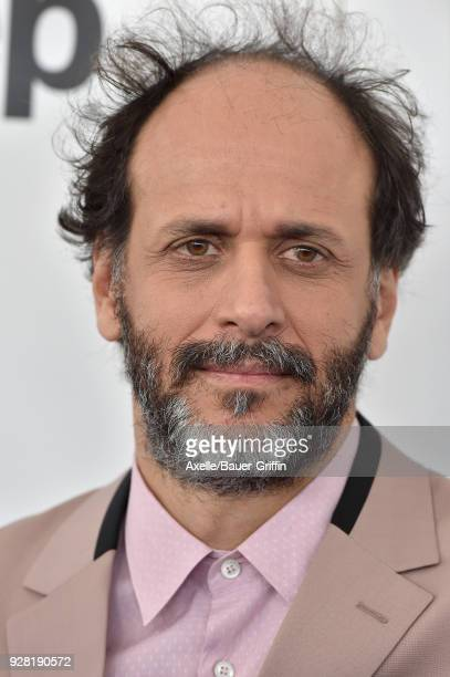 Director Luca Guadagnino attends the 2018 Film Independent Spirit Awards on March 3 2018 in Santa Monica California