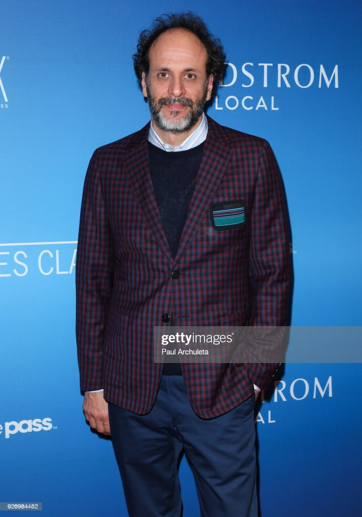 Director Luca Guadagnino attends the Sony Pictures Classics Oscar nominees dinner on March 3, 2018 in Los Angeles, California.