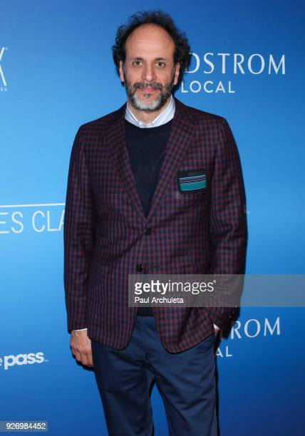 Director Luca Guadagnino attends the Sony Pictures Classics Oscar nominees dinner on March 3 2018 in Los Angeles California