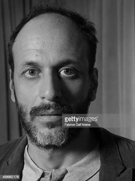 Director Luca Guadagnino is photographed for Vanity Fair Italy on September 1 2013 in Venice Italy