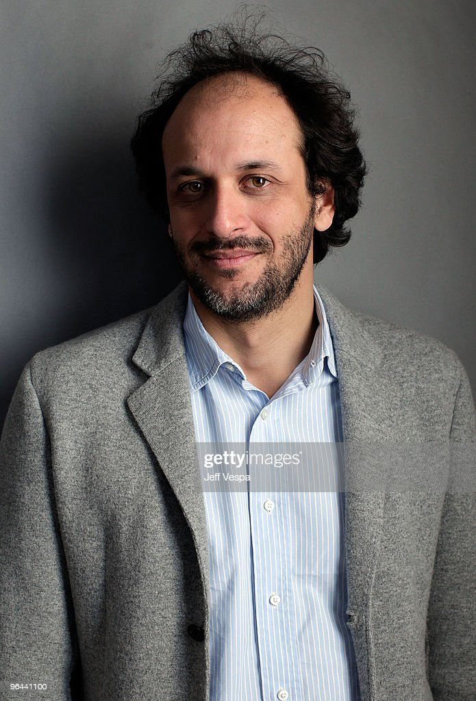 Director Luca Guadagnino poses for a portrait during the 2010 Sundance Film Festival held at the WireImage Portrait Studio at The Lift on January 24, 2010 in Park City, Utah.