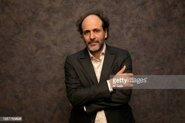 Director Luca Guadignino is photographed for Los Angeles Times on October 24 2018 in Los Angeles California PUBLISHED IMAGE CREDIT MUST READ Al...