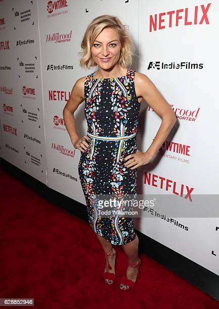 Director Lucy Walker attends the 32nd Annual IDA Documentary Awards at Paramount Studios on December 9 2016 in Hollywood California
