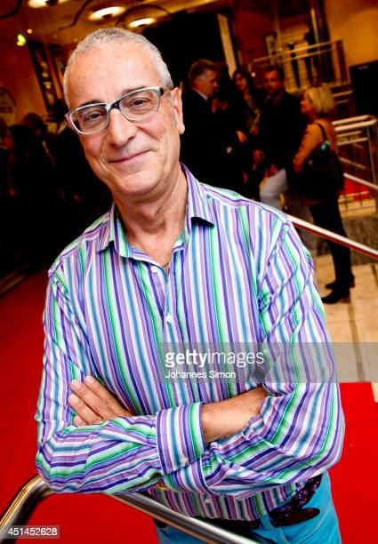 Director Luis Minarro attends 'Falling Star' the Premiere as part of Filmfest Muenchen 2014 on June 29 2014 in Munich Germany