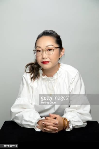 Director Lulu Wang is photographed for Los Angeles Times on June 26 2019 in Los Angeles California PUBLISHED IMAGE CREDIT MUST READ Myung J Chun/Los...
