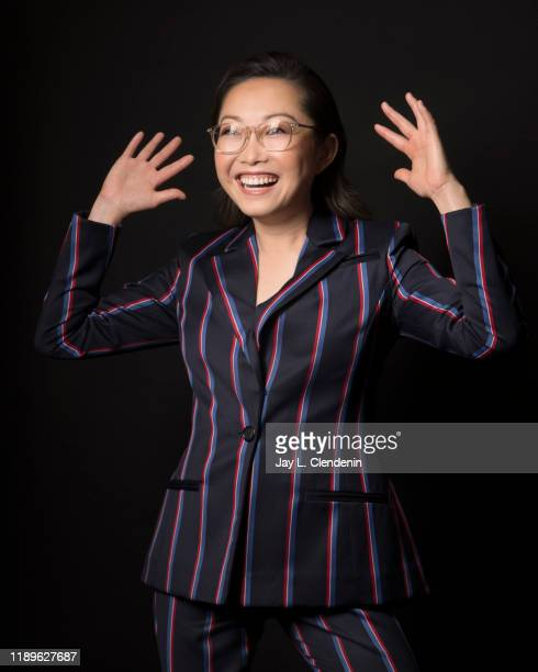 Director Lulu Wang is photographed for Los Angeles Times on October 27 2019 in Burbank California PUBLISHED IMAGE CREDIT MUST READ Jay L...