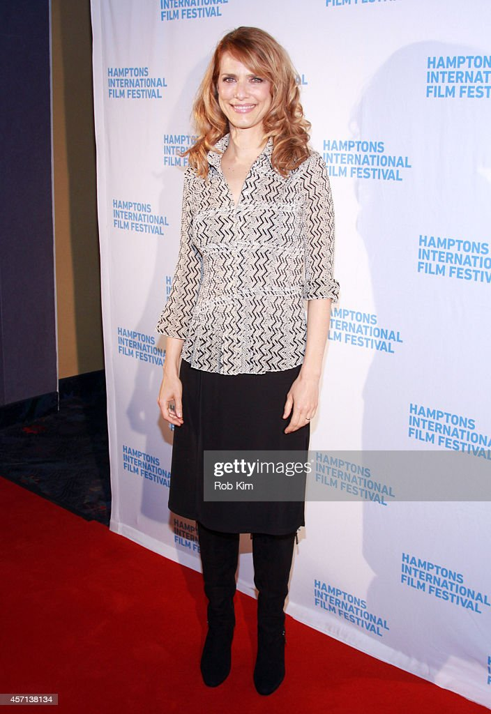 Director Lynn Shelton attends the Laggies premiere during the 2014 Hamptons International Film Festival on October 12, 2014 in East Hampton, New York.