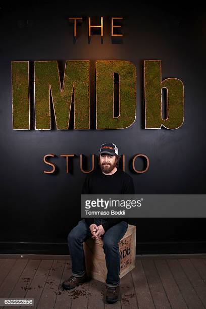 Director Macon Blair of I Don't Feel At Home In This World Anymore attends The IMDb Studio featuring the Filmmaker Discovery Lounge presented by...