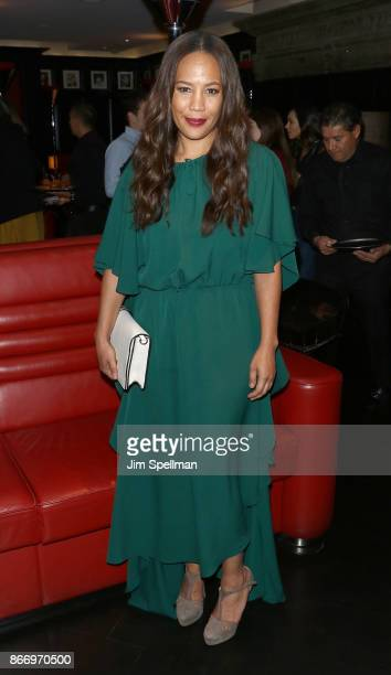 Director Maggie Betts attends the screening after party for Sony Pictures Classics' 'Novitiate' hosted by Miu Miu and The Cinema Society at The Lambs...