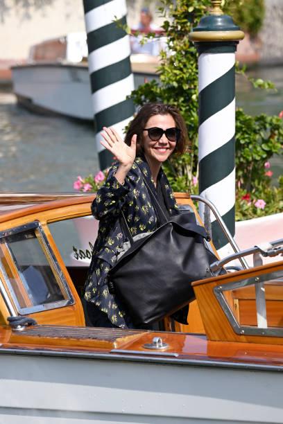 ITA: Celebrity Sightings - Day 11 - The 78th Venice International Film Festival