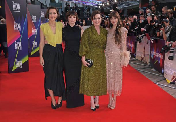 "GBR: ""The Lost Daughter"" Gala Premiere - 65th BFI London Film Festival"