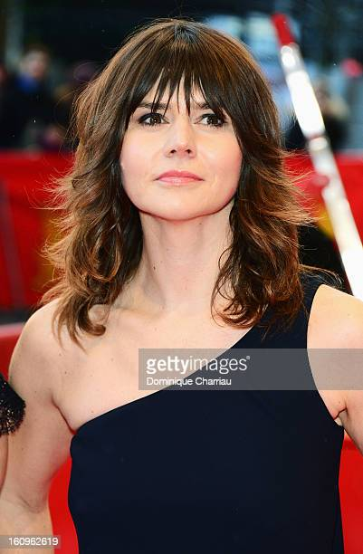 Director Malgoska Szumowska attends 'In the Name of' Premiere during the 63rd Berlinale International Film Festival at Berlinale Palast on February 8...