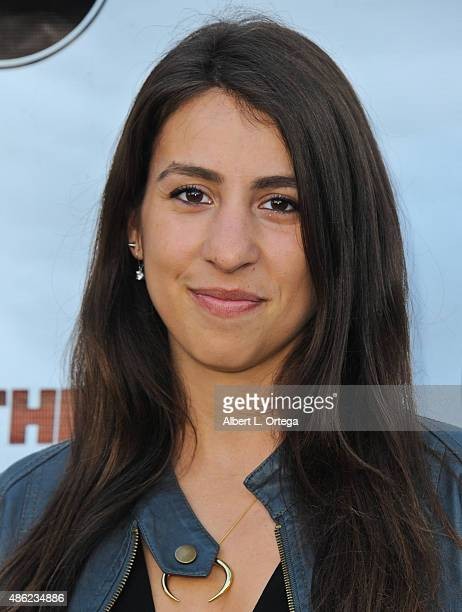 Director Mara Tasker arrives for the Etheria Film Night 2015 held at American Cinematheque's Egyptian Theatre on June 13, 2015 in Hollywood,...