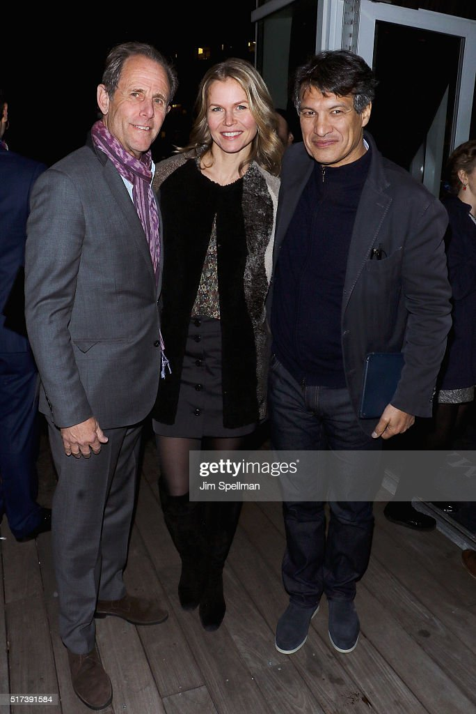 """The Cinema Society With Hestia & St-Germain Host A Screening Of Sony Pictures Classics' """"I Saw The Light"""" - After Party"""