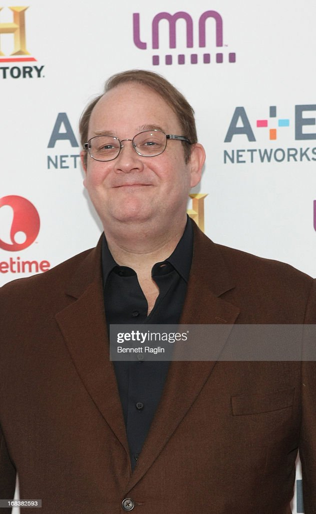 Director Marc Cherry attends the 2013 A+E Networks Upfront at Lincoln Center on May 8, 2013 in New York City.