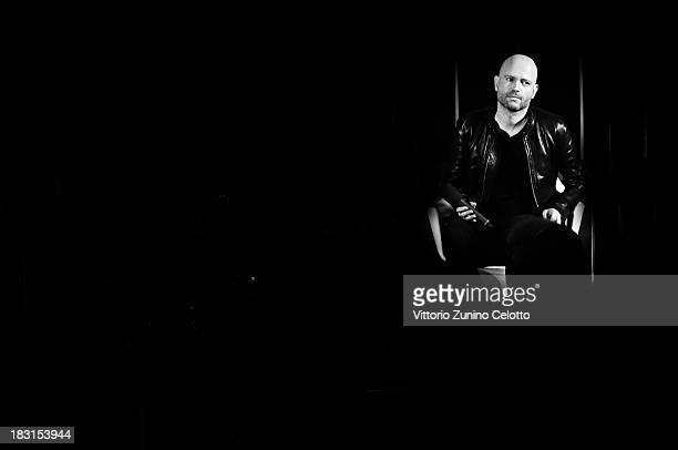 Director Marc Forster attends a masterclass during the Zurich Film Festival 2013 on October 5 2013 in Zurich Switzerland