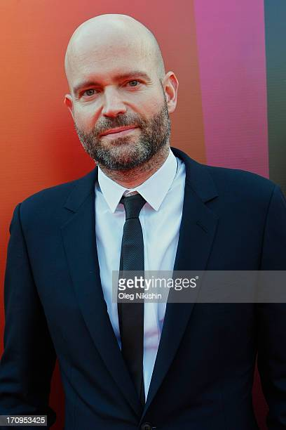 Director Marc Forster attends the Moscow International Film Festival on opening night at Pushkinsky Cinema on June 20 2013 in Moscow Russia