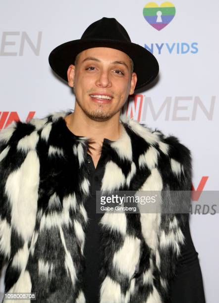 Director Marc MacNamara attends the 2019 GayVN Awards show at The Joint inside the Hard Rock Hotel Casino on January 21 2019 in Las Vegas Nevada