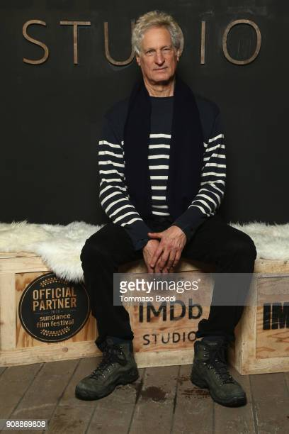 Director Marc Turtletaub of 'Puzzle' attends The IMDb Studio and The IMDb Show on Location at The Sundance Film Festival on January 22 2018 in Park...