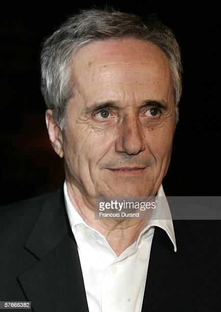 Director Marco Bellocchio attends the 'Il Registra Di Matrimoni' premiere at the Debussy during the 59th International Cannes Film Festival May 20...