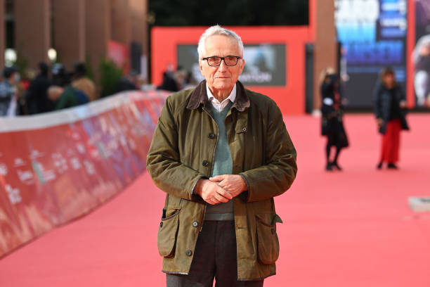 """ITA: """"Marco Bellocchio"""" Close Encounter Red Carpet - 16th Rome Film Fest 2021"""