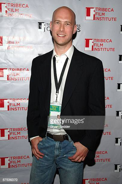 Director Marcos Efron attends the TAA Closing Night Party during the 5th Annual Tribeca Film Festival May 4, 2006 in New York City.