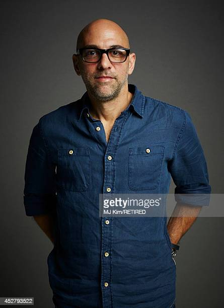 Director Marcos Siega poses for a portrait at the Getty Images Portrait Studio Powered By Samsung Galaxy at ComicCon International 2014 at Hard Rock...