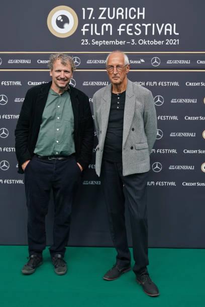 """CHE: """"Willkommen in Siegheilkirchen"""" Photocall - 17th Zurich Film Festival"""