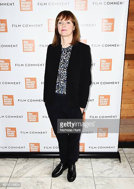 Director Maren Ade attends the 2016 Film Society Of Lincoln Center Film Comment Luncheon at Scarpetta on January 4 2017 in New York City