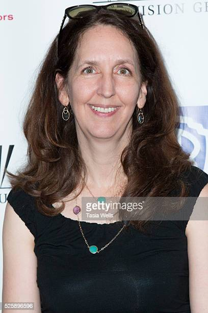 Director Maria Burton attends the 1st Annual Alliance of Women Directors awards and benefit at the Paley Center for Media on April 28, 2016 in...