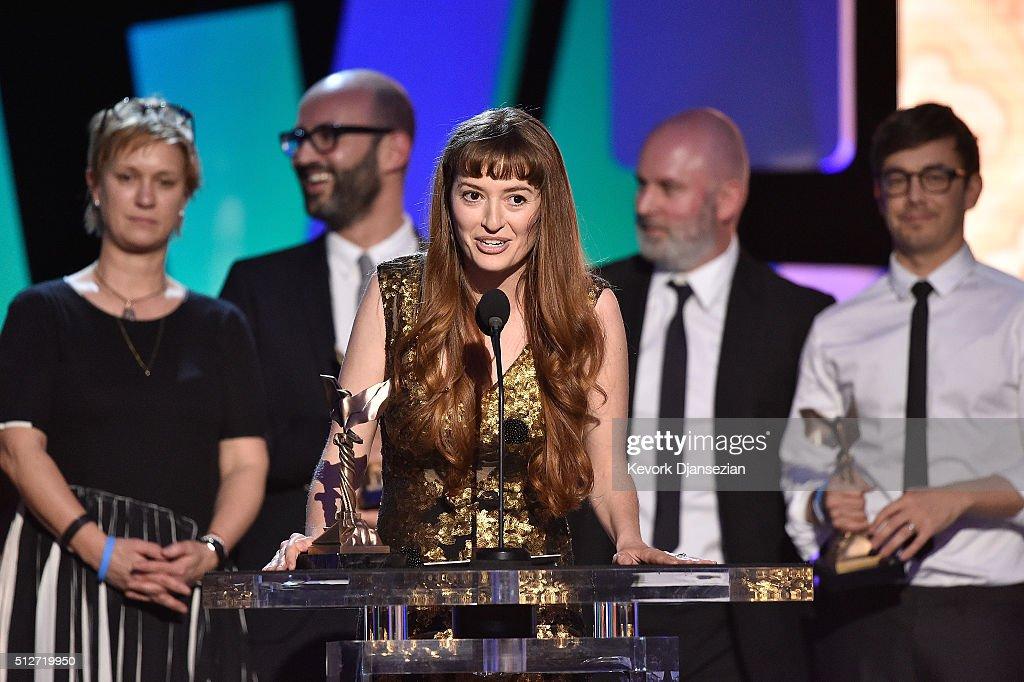 2016 Film Independent Spirit Awards - Show : News Photo